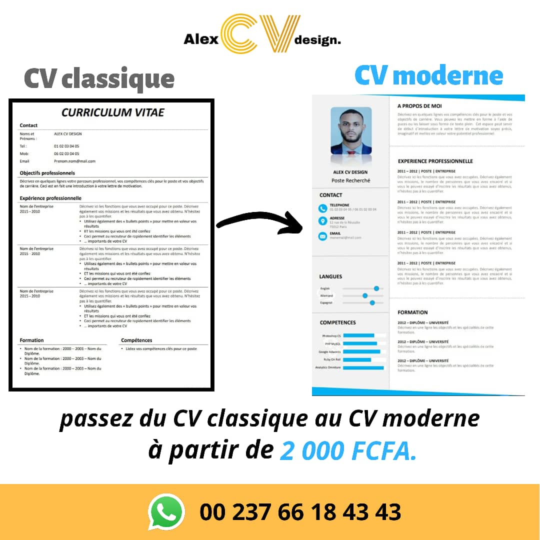 CamerSpace-CV